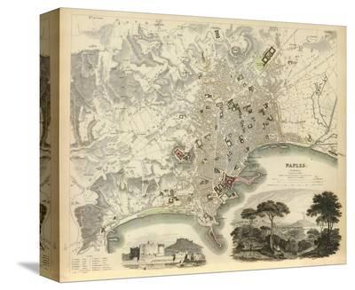 Naples, Italy, c.1835