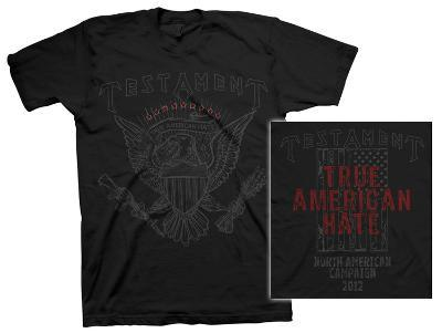 Testament - True American Hate Tour