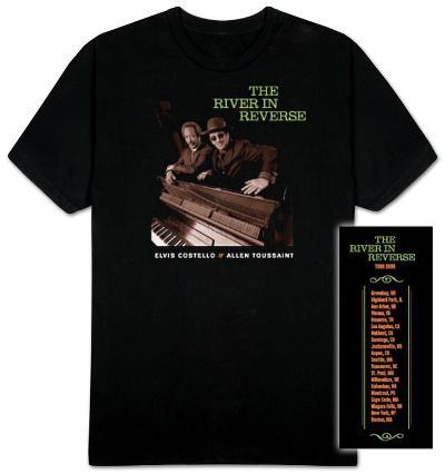 Elvis Costello - The River in Reverse  2006 Tour
