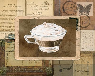 Vintage Eiskaffee