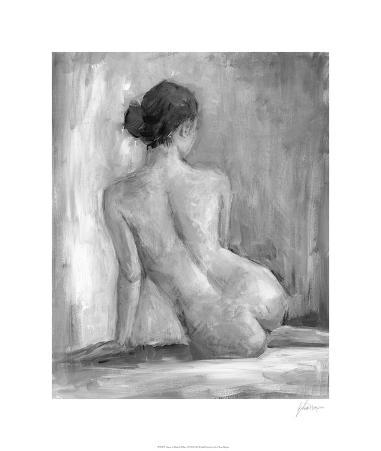 Figure in Black & White I