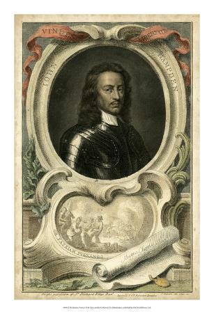 Houbraken Portrait III