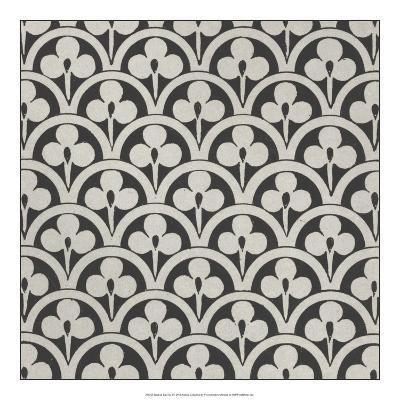Black & Tan Tile I