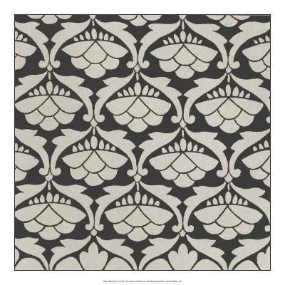 Black & Tan Tile III
