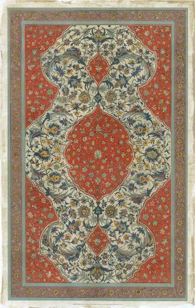 Embellished Persian Ornament II