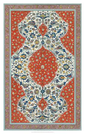 Non-Embellish Persian Ornament II