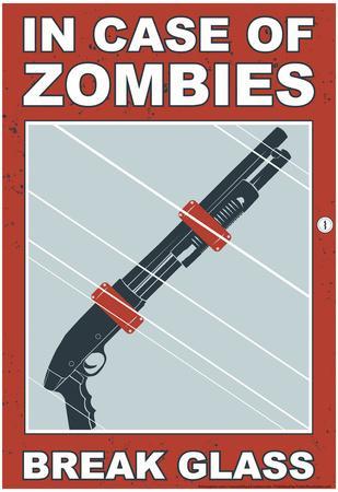 Zombies Break Glass