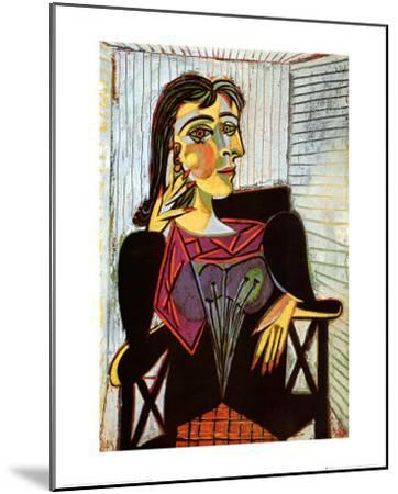 Portrait of Dora Maar, c.1937
