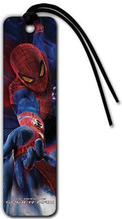 Amazing Spider-Man Beaded Bookmark