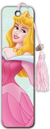 Disney Princess - Sleeping Beauty Beaded Bookmark