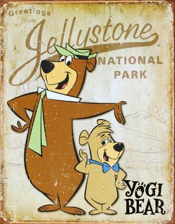 Yogi Bear - Jellystone Park