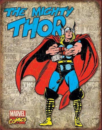 Thor - Retro Cover Panels