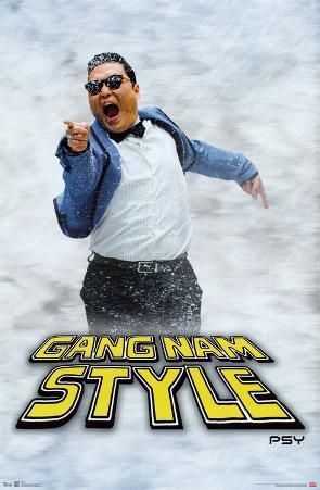 Psy Point - Gangnam Style