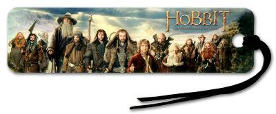 The Hobbit: An Unexpected Journey - Group Beaded Bookmark