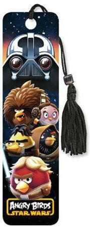 Angry Birds Star Wars - Group Beaded Bookmark
