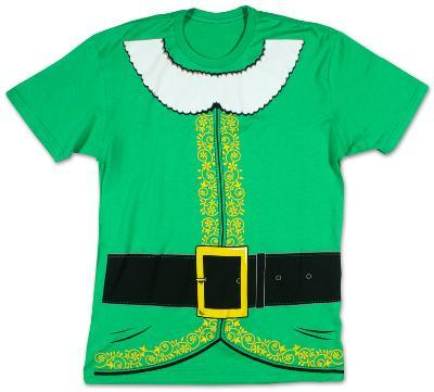 Elf Costume Tee (Slim Fit)