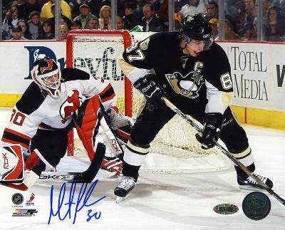 Martin Brodeur New Jersey Devils Autographed Photo (Hand Signed Collectable)