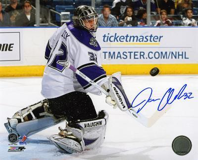 Jonathan Quick Los Angeles Kings Autographed Photo (Hand Signed Collectable)
