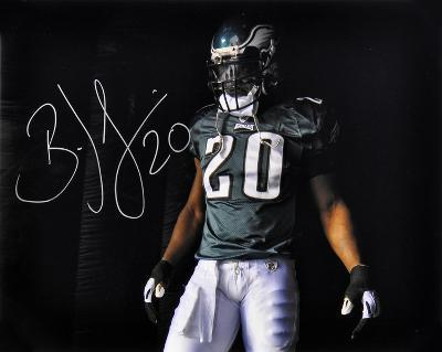 Brian Dawkins Philadelphia Eagles Autographed Photo (Hand Signed Collectable)