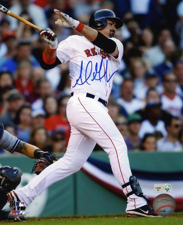 Adrian Gonzalez Boston Red Sox Autographed Photo (Hand Signed Collectable)