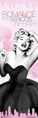 Marilyn Monroe - Romance is a Serious Affair