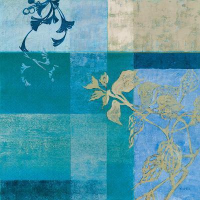 Floral Collage V