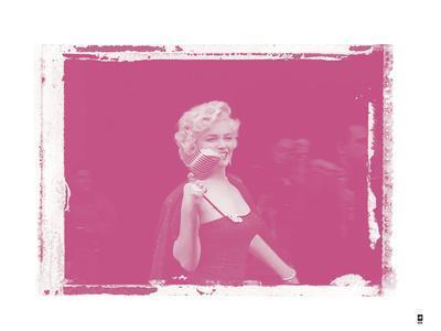 Marilyn Monroe VII In Colour