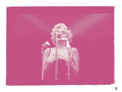 Marilyn Monroe VIII In Colour