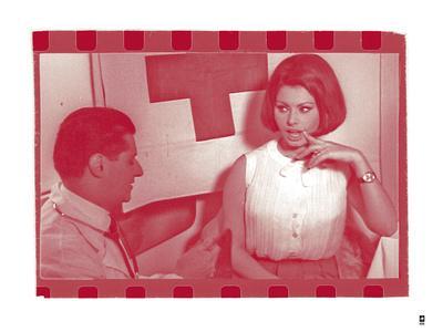 Sophia Loren V In Colour