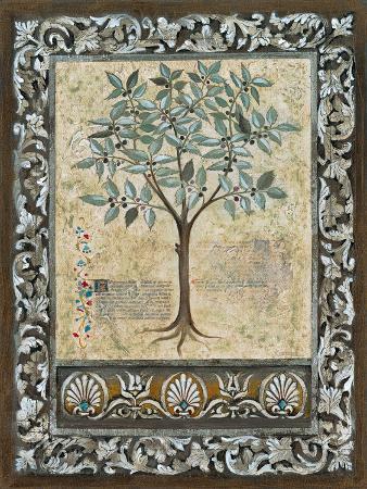 Fresco Botanica I