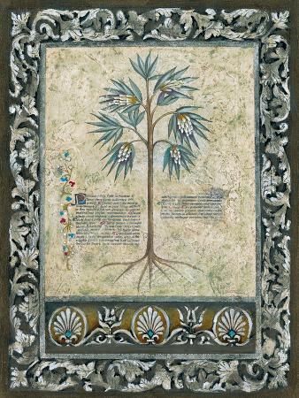 Fresco Botanica IV