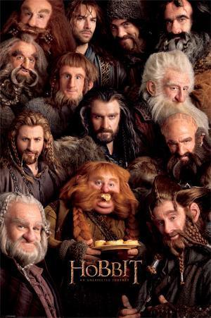 The Hobbit – Dwarves