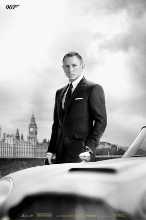 James Bond – Bond & DB5 - Skyfall