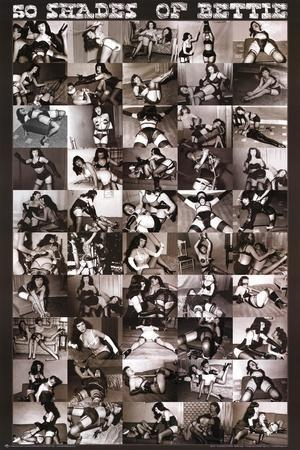 50 Shades of Bettie Page
