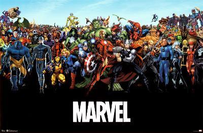 Marvel Comics Universe