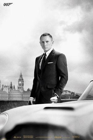 James Bond Skyfall - DB5