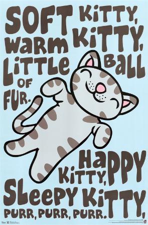 The Big Bang Theory - Soft Kitty