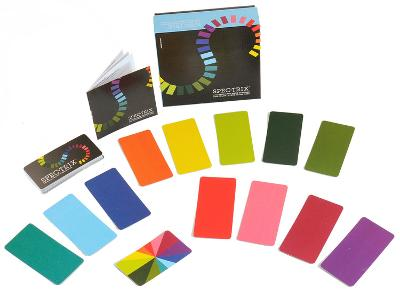 Spectrix Color Card Game