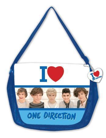 One Direction - Group Shot Messenger Bag