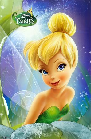 Tinker Bell Augmented Reality Poster