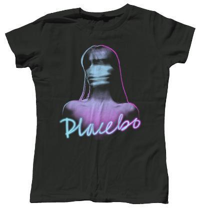 Juniors: Placebo - Girl Logo