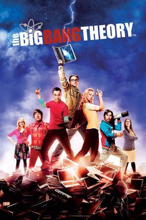 Big Bang Theory - Season 5 Maxi poster