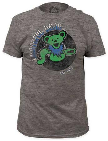 Grateful Dead - Dancing Bear Est. 1965 (slim fit)