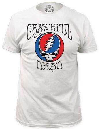 Grateful Dead - Steal Your Face with Logo (slim fit)