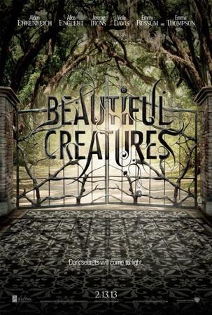 Beautiful Creatures Movie Poster