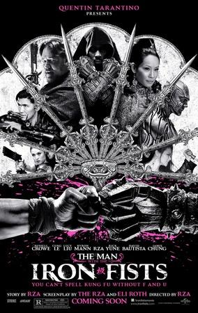 The Man With the Iron Fists - Quentin Tarantino Movie