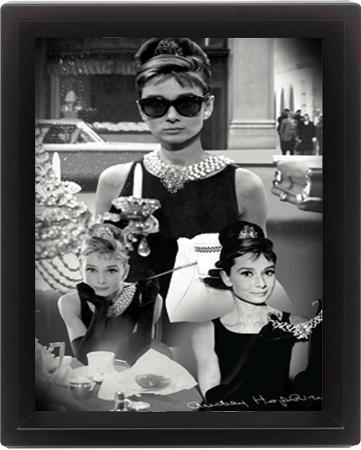 Audrey Hepburn (Montage)