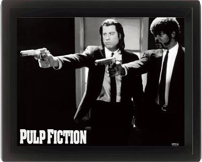 Pulp Fiction (Guns)