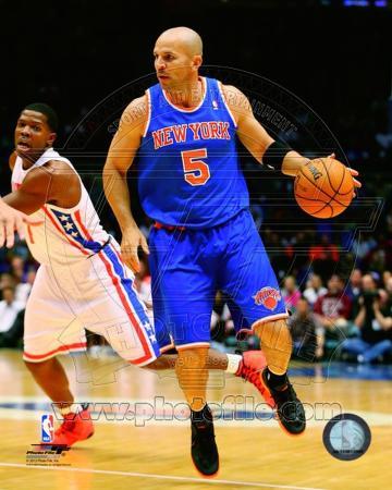 Jason Kidd 2012-13 Action