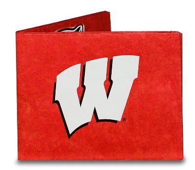 University of Wisconsin Badgers NCAA Tyvek Mighty Wallet